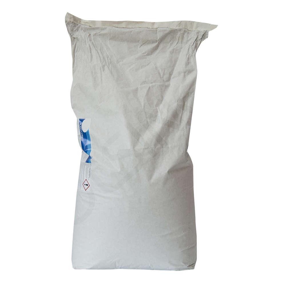 Ácido cítrico 25 KG