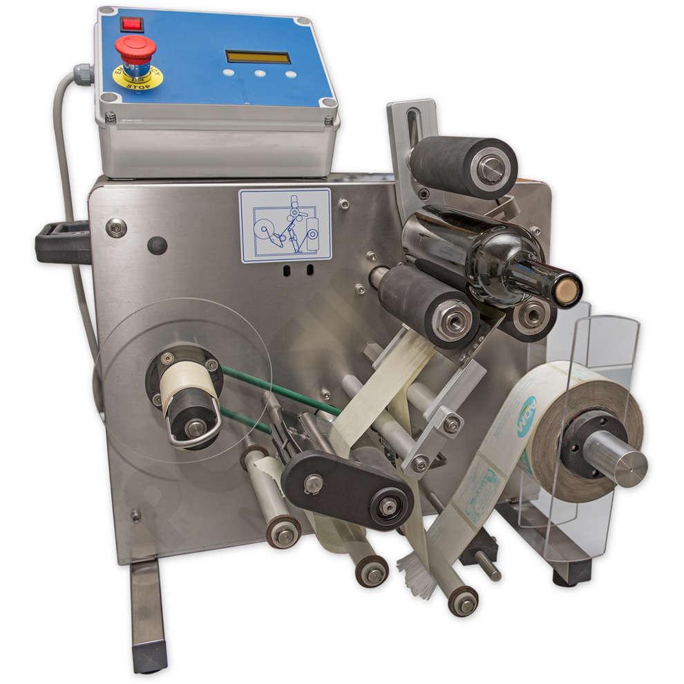 Étiqueteuse semi-automatique ETI 10