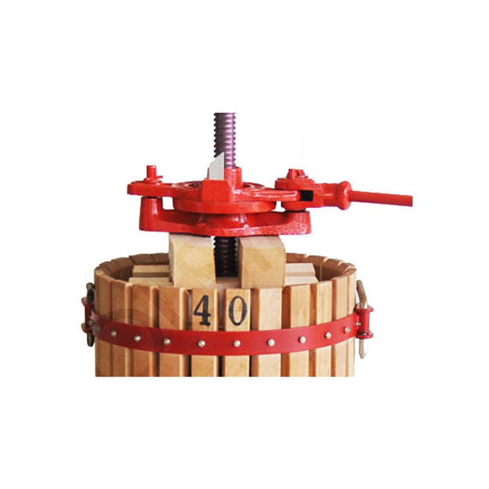 #25 ratchet wine press
