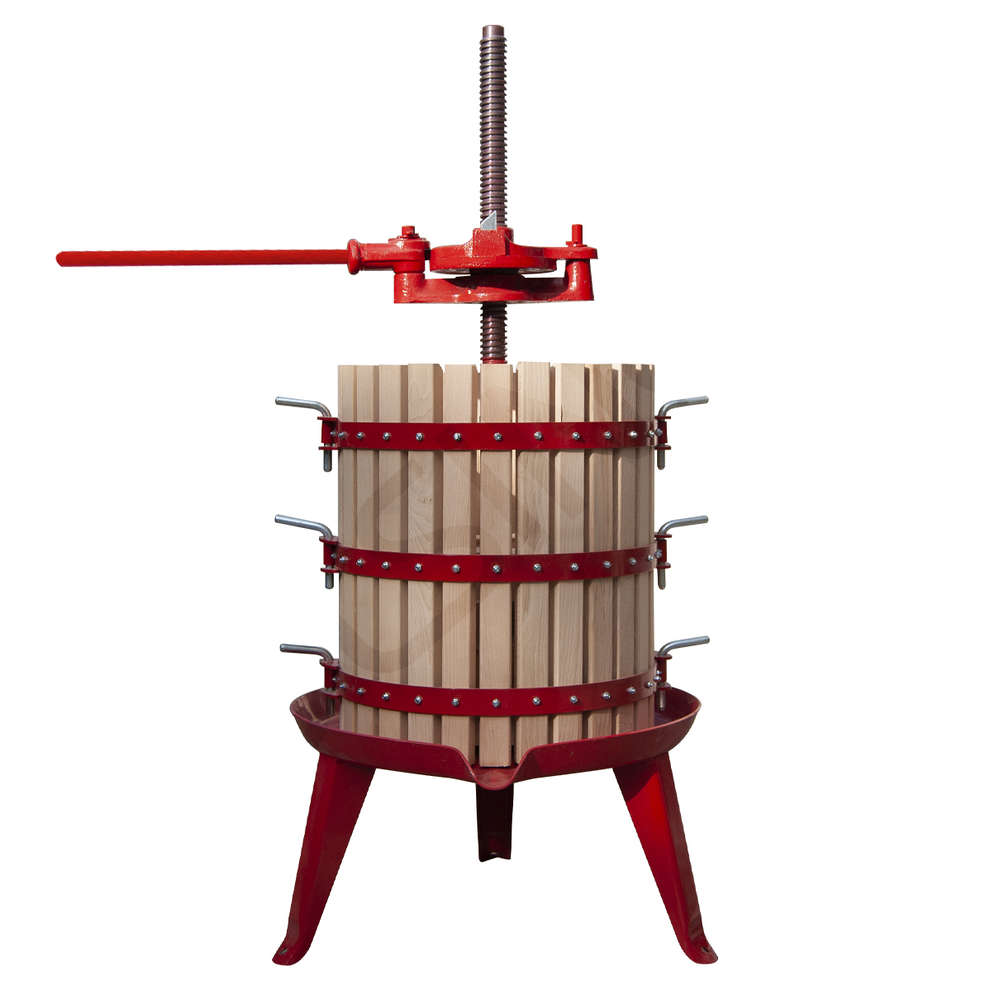 #40 ratchet wine press