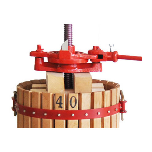 #50 ratchet wine press