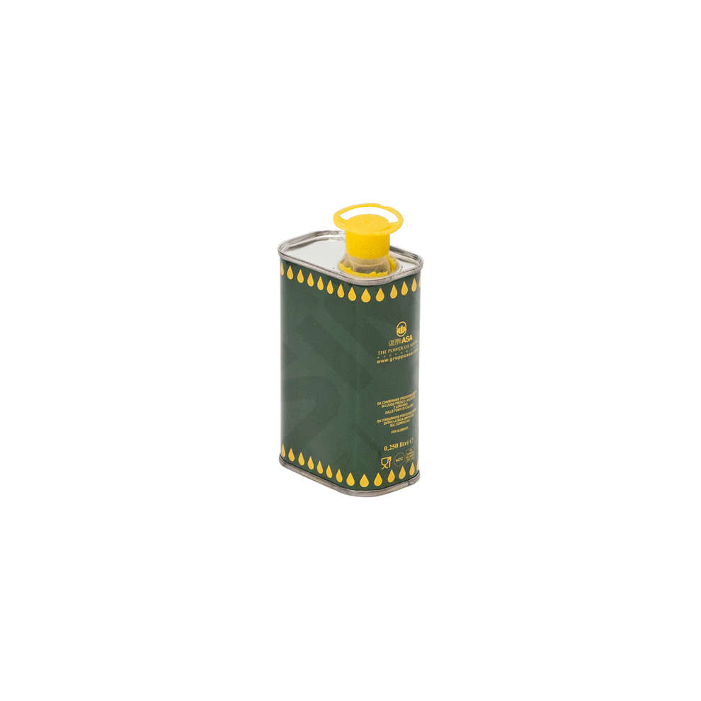 0.25 L olive oil tin can (32 pieces)