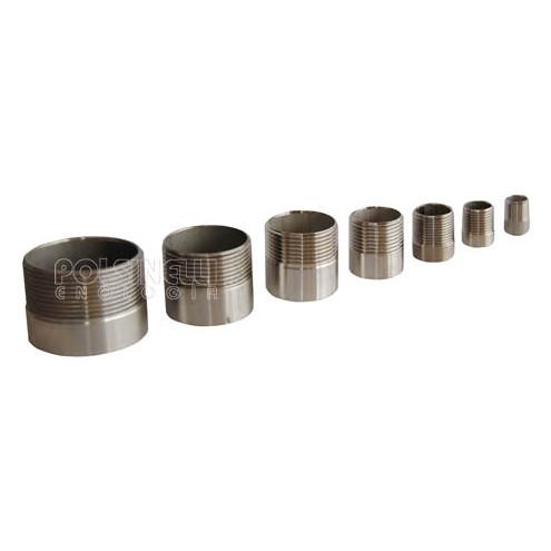 """1/2"""" stainless steel stub"""