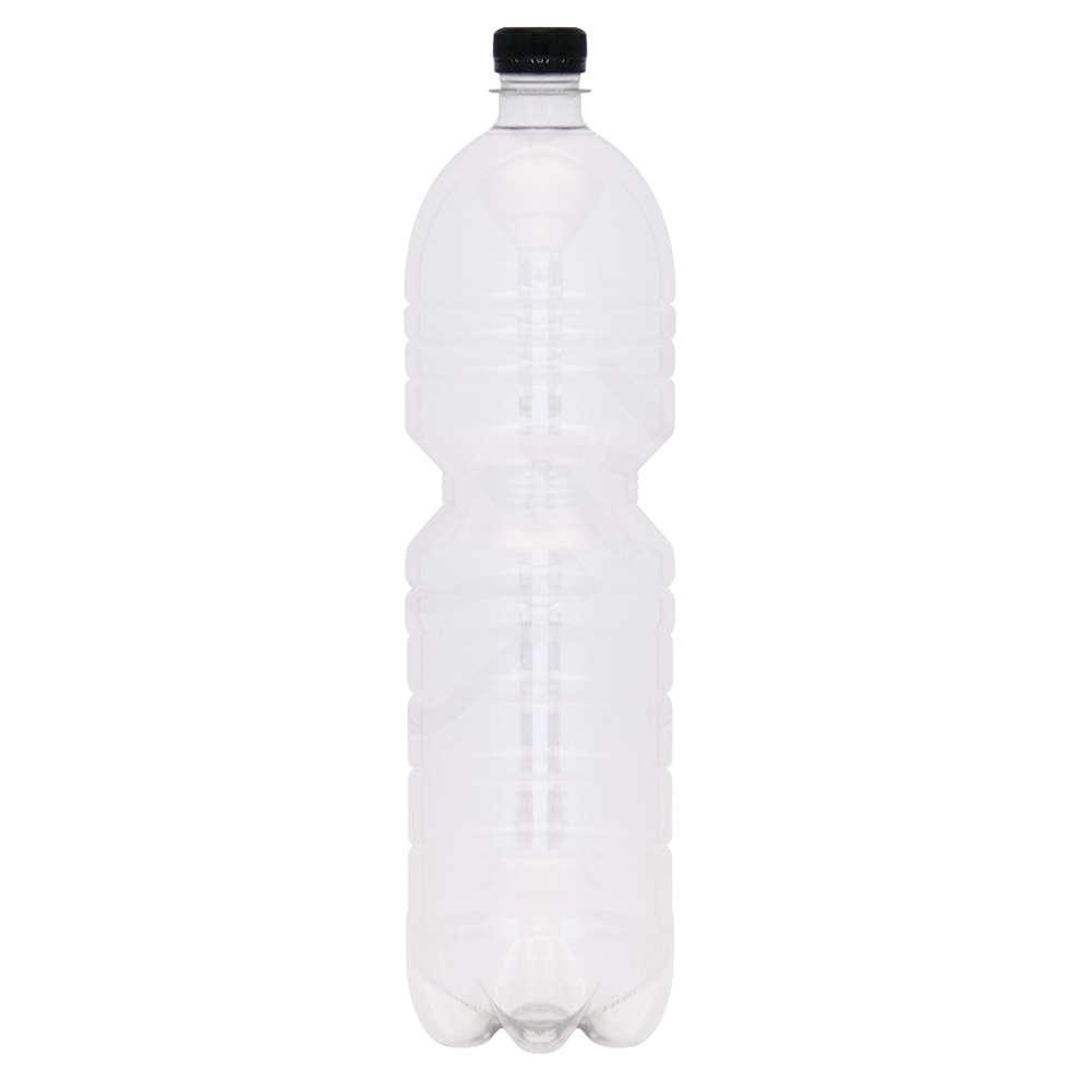 1,5 L PET bottle whit cap (169 pcs)
