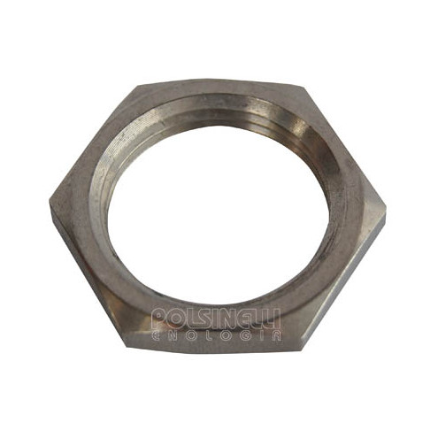 "1"" stainless steel locknut"