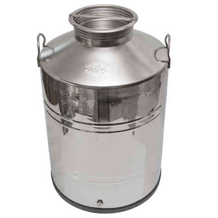 Olive oil Stainless steel barrels with welded bottom Containers