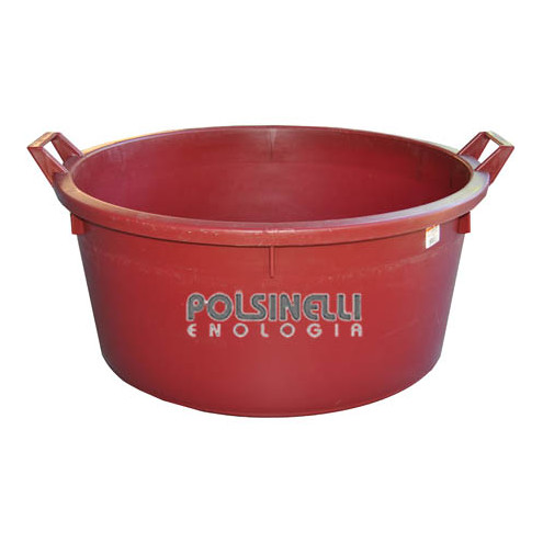 100 Lt plastic tub