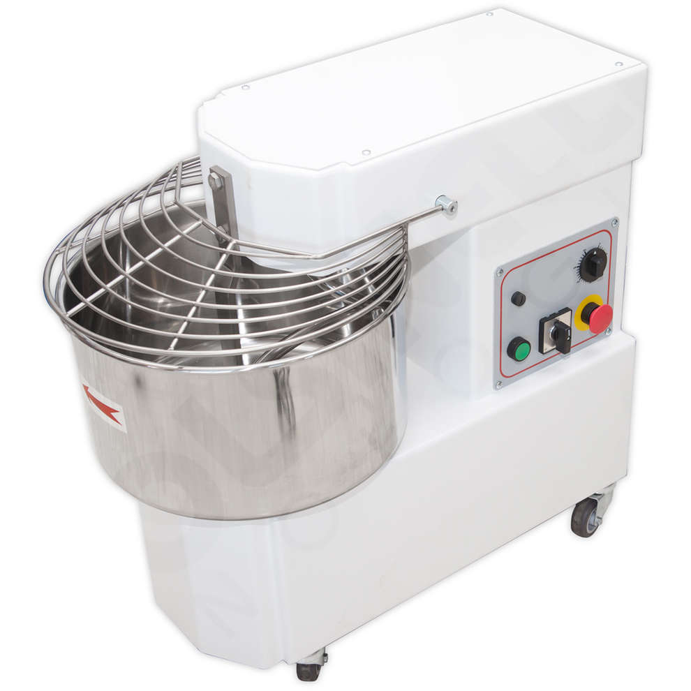 12 kg spiral kneading machine