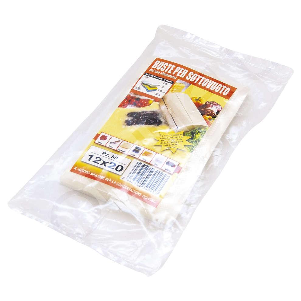 12x20 bolsa de vacío (50 PC)