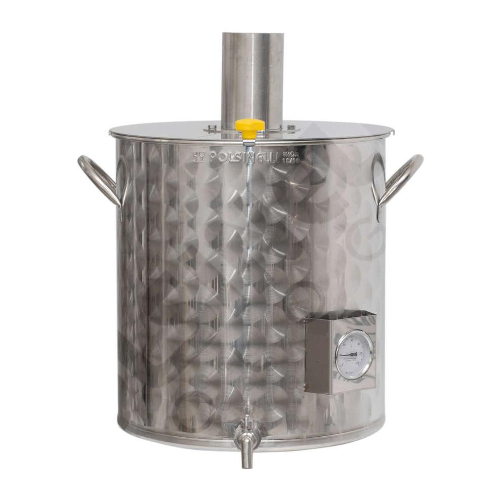 150 L boil pot