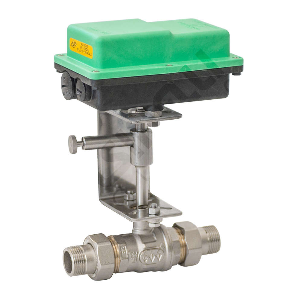 2-way Motorized Ball Valve  3/4""
