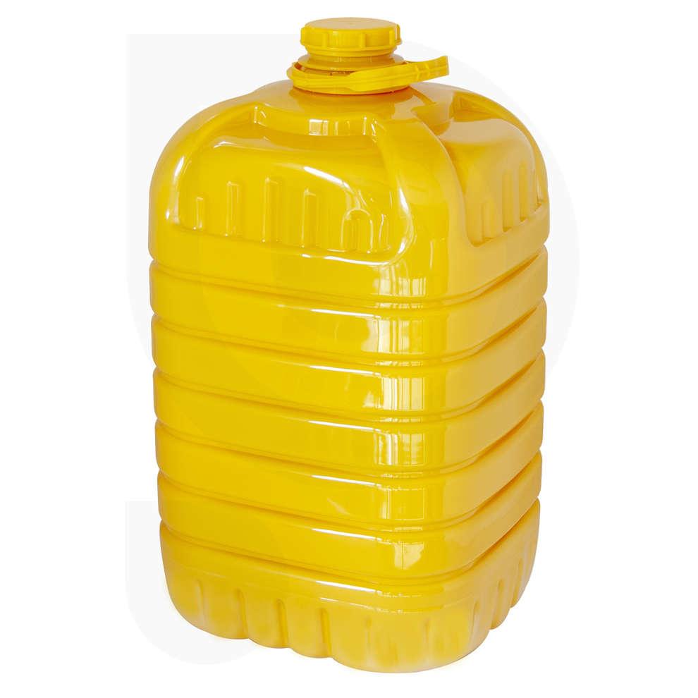 20 L Yellow PET jug (6 pcs)
