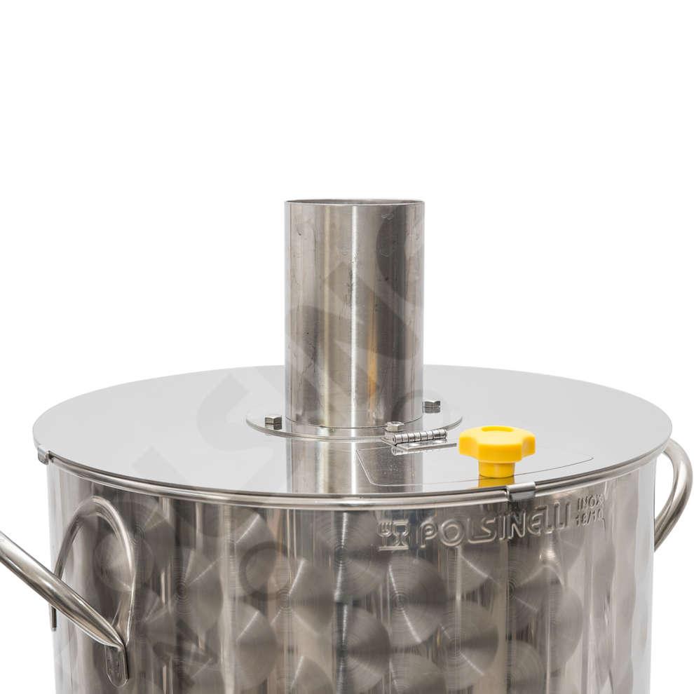 200 L boil pot