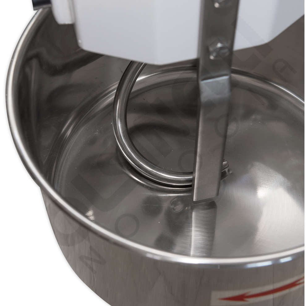 25 kg spiral kneading machine
