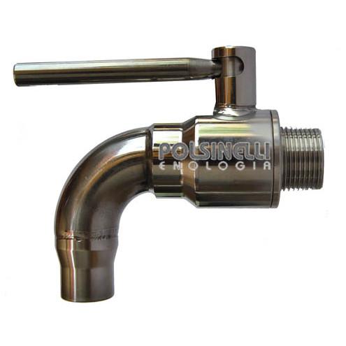 "3/4"" stainless steel spigot for wine"