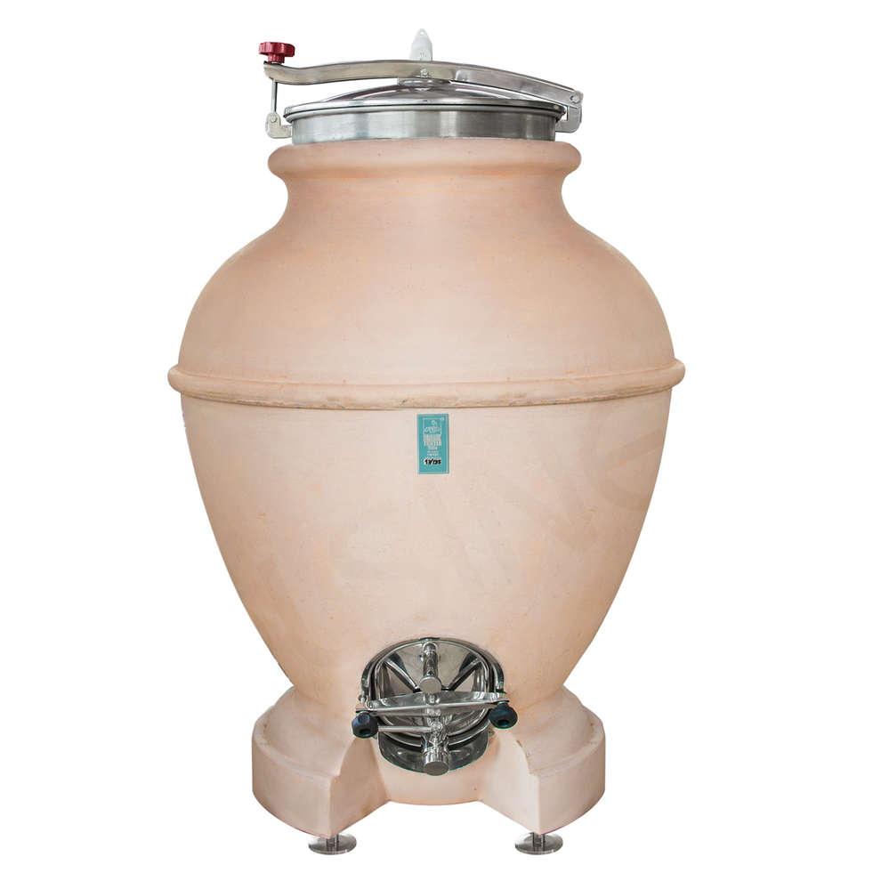 350 lt Cocciopesto amphorae