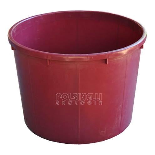350 Lt plastic tub
