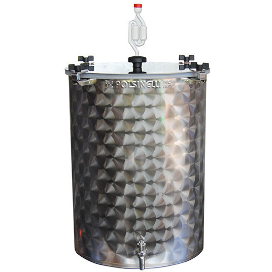380 L stainless steel beer fermenter