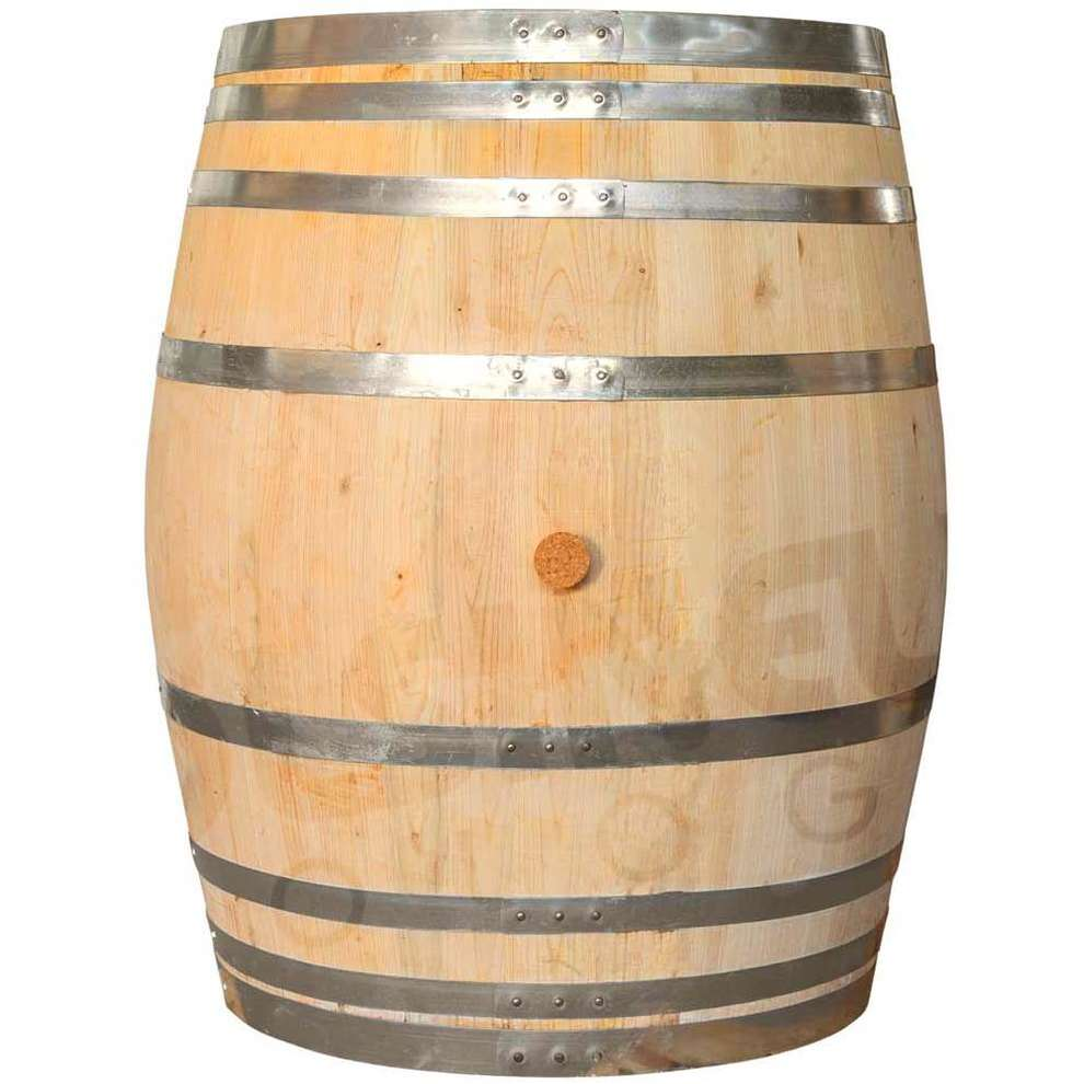 400 L regenerated Oak barrel