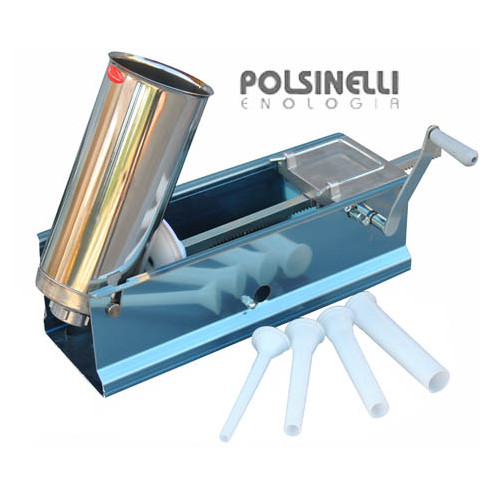 5 kg stainless steel manual sausage filling machine
