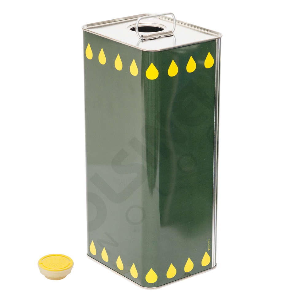 5 L olive oil tin can (12 pieces)