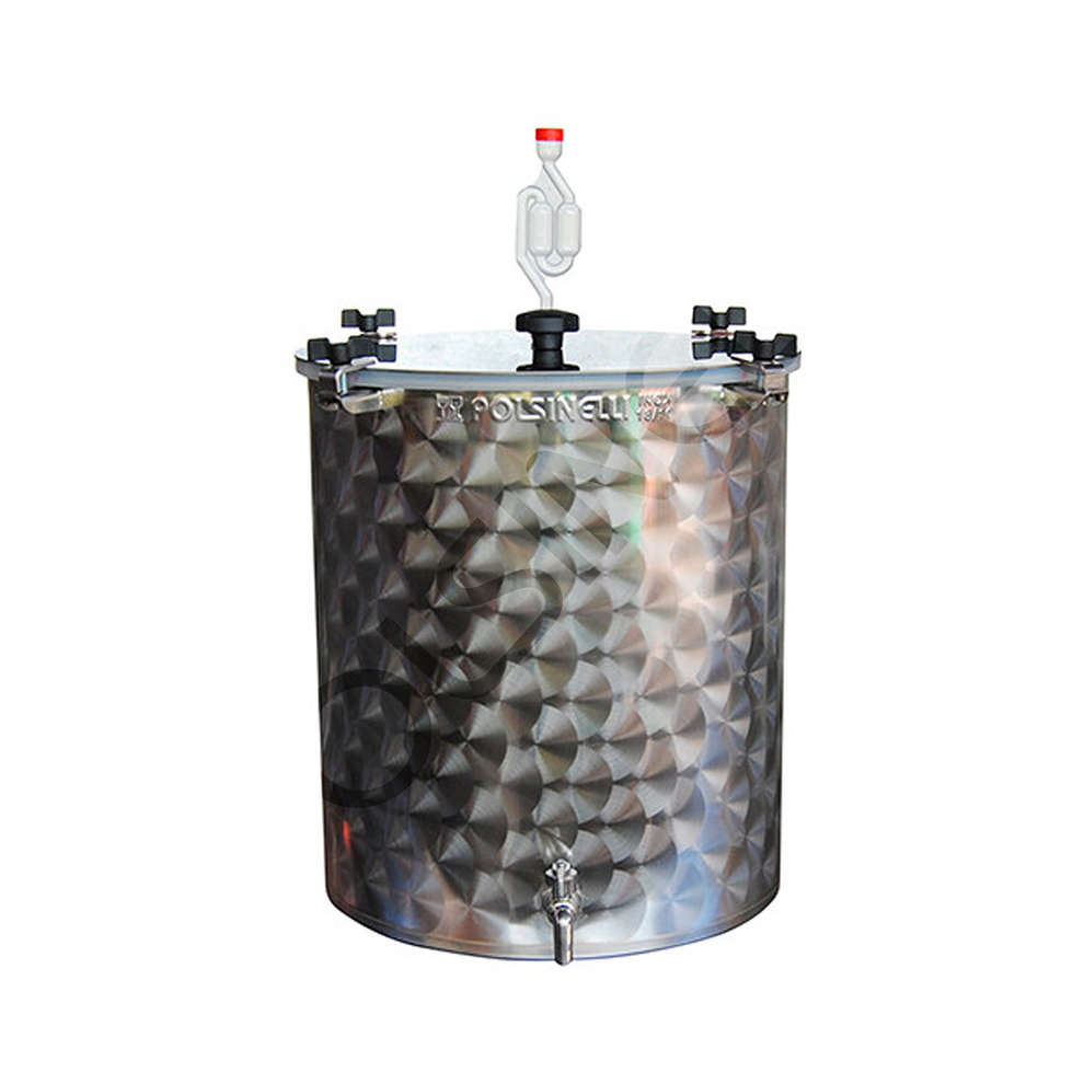 50 L stainless steel beer fermenter