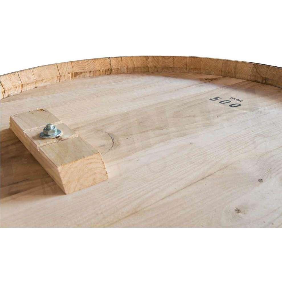 500 L regenerated Oak barrel