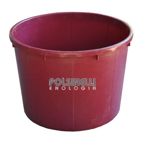 500 Lt plastic tub