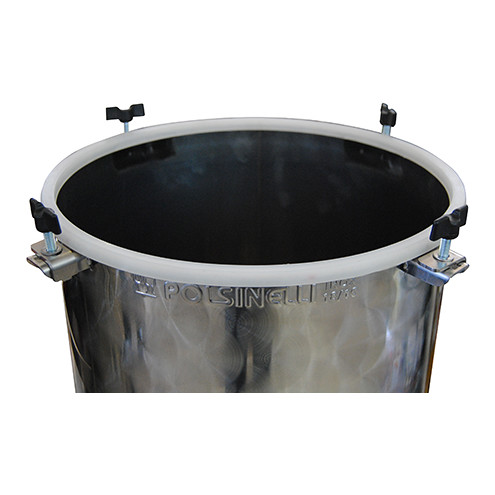 75 L stainless steel beer fermenter