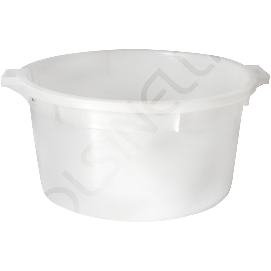 80 Lt White Bucket