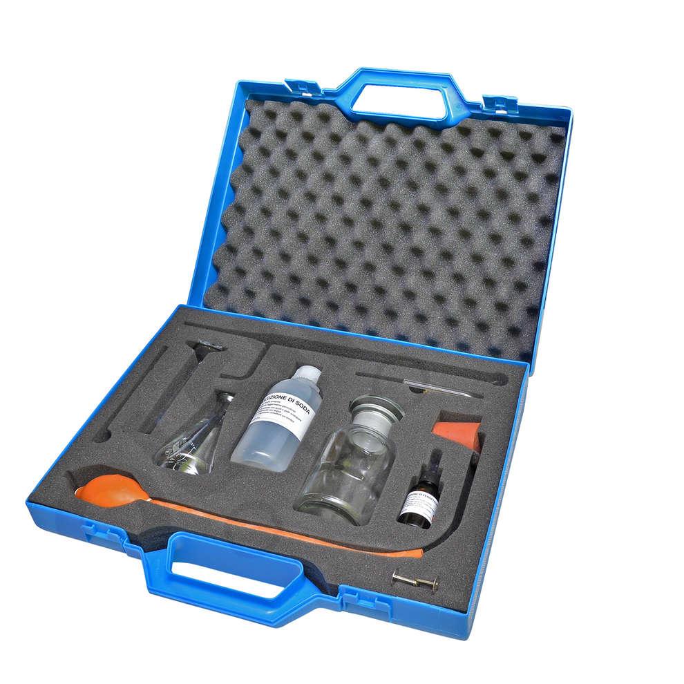 Acidimeter for oil