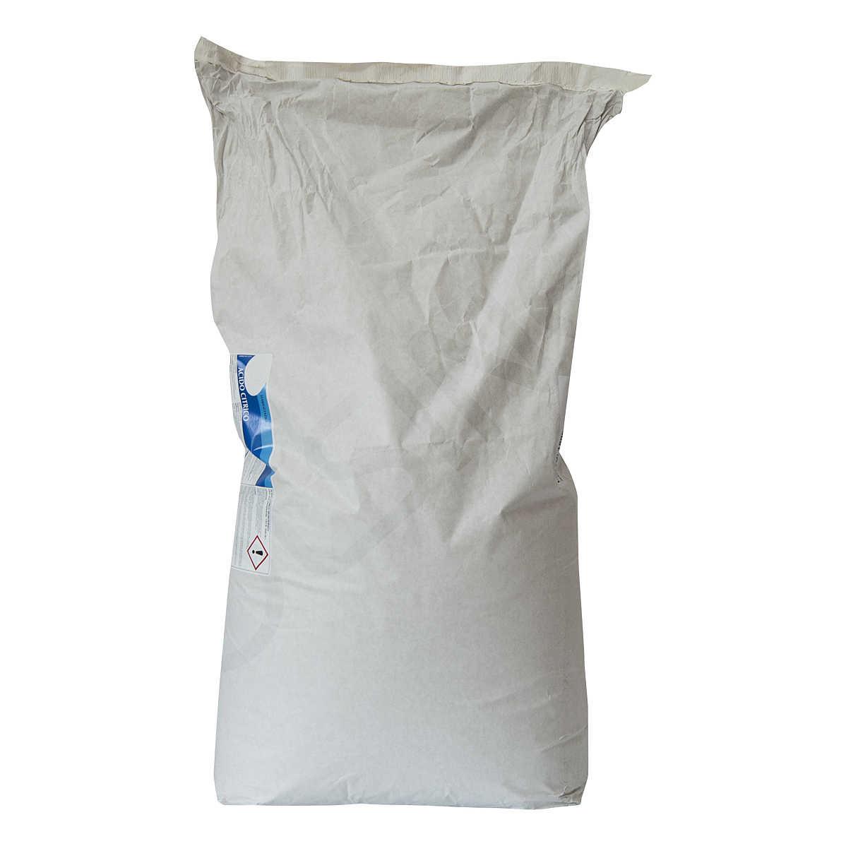 Acido Citrico Dosi Alimentari acido citrico 25 kg