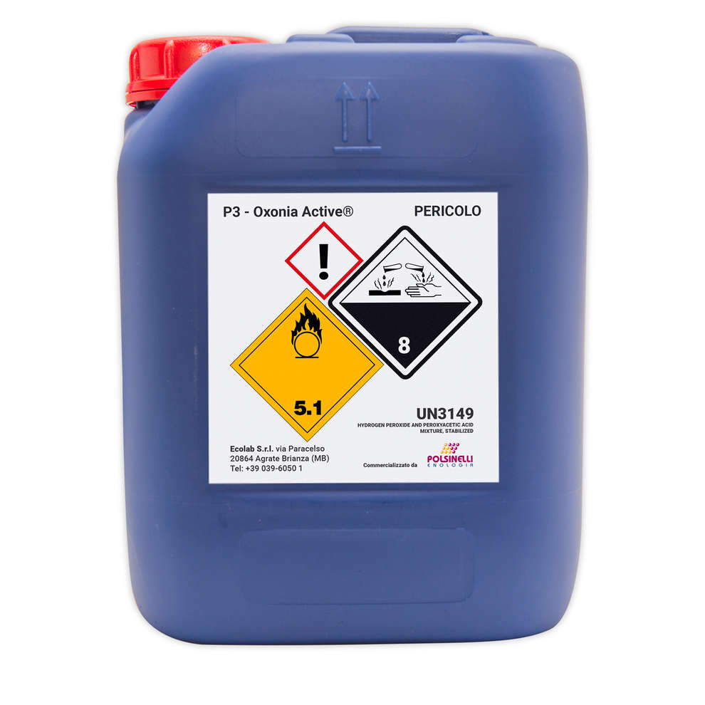 Acido peracetico (5 kg)