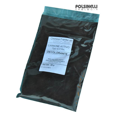 Activated carbon (250 g)