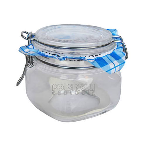Airtight  glass jar 500 ml