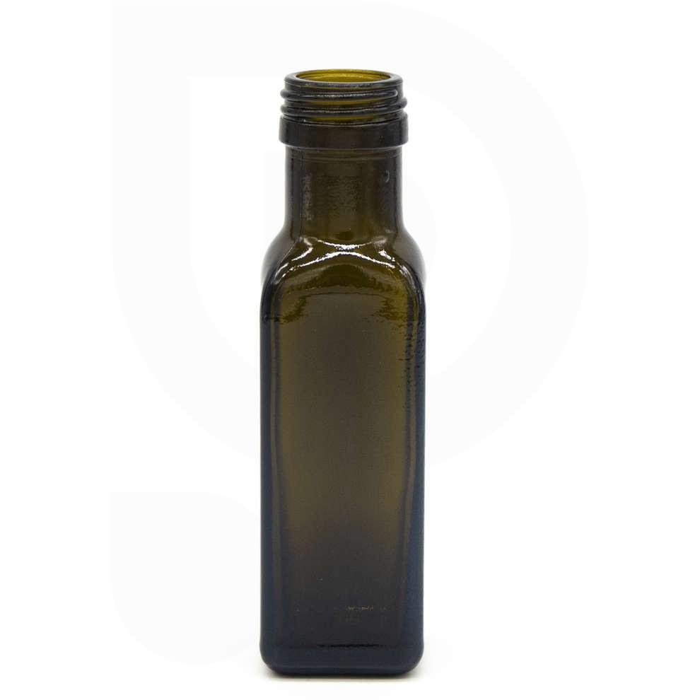 Antique green Marasca bottle 100 ml  (56 pieces)
