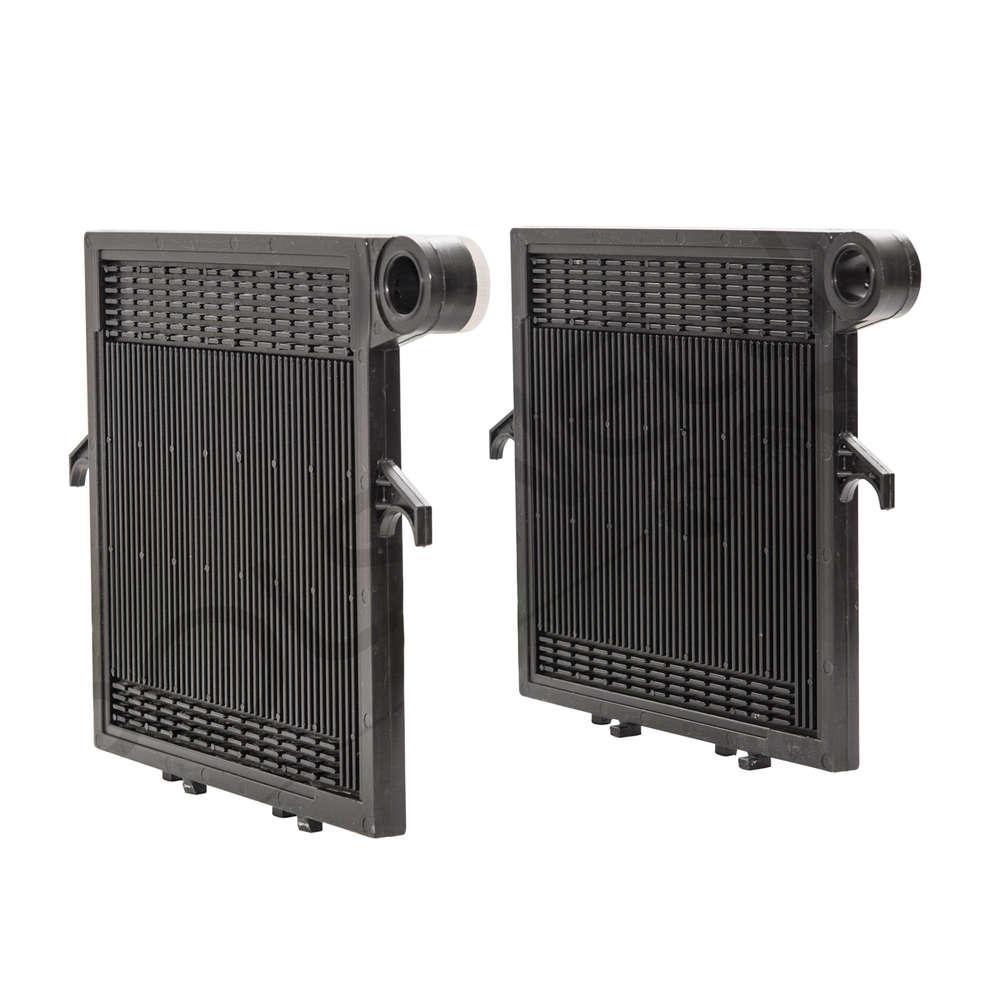 Außenplatten aus Moplen für Jolly 20 Filter