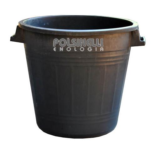 Baquet noir 40 L