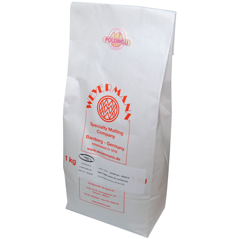 Barley malt caramelized Caraamber (1 kg)