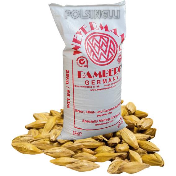 Barley malt caramelized Carapils (25 kg)