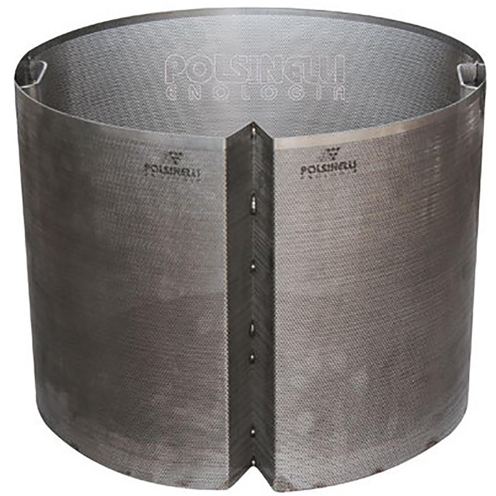 Basket filter stillage for 75 L pots