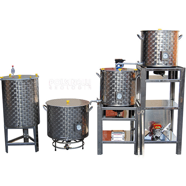 Beer brewing system Easy 100