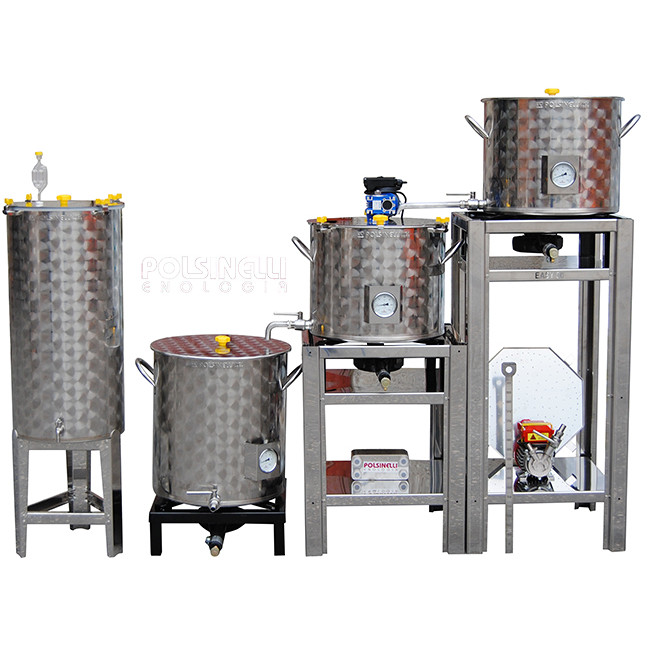 Beer brewing system Easy 50