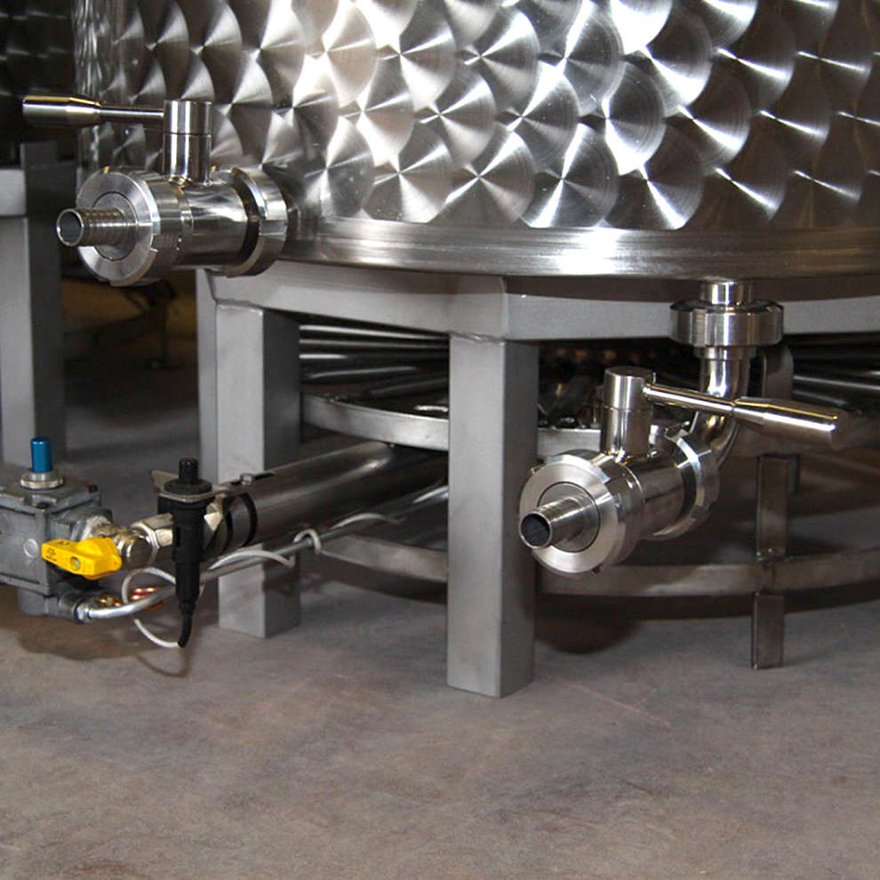 Beer brewing system Junior 500 Extra