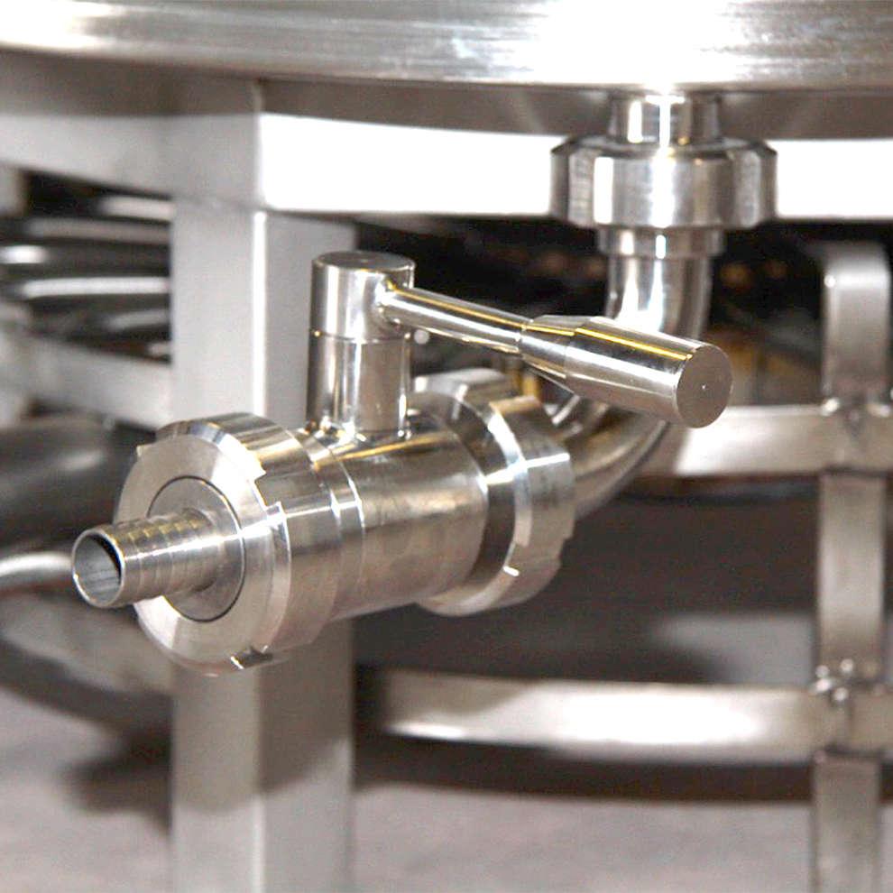 Bierherstellung Anlage Junior 500 Extra