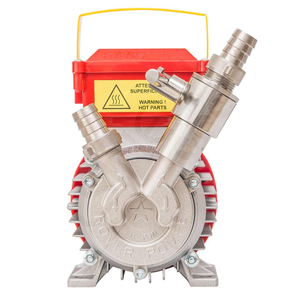 Bomba eléctrica para Novax 20 BEER con la válvula