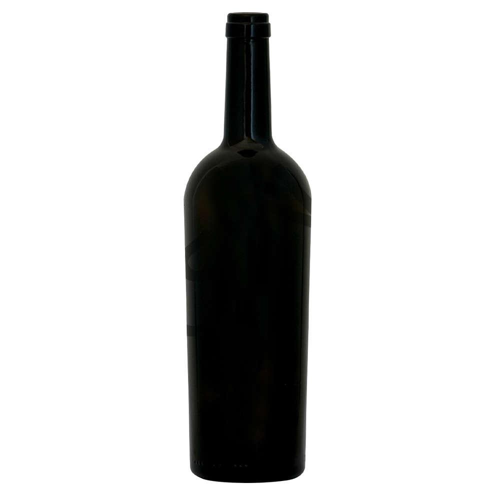 Bordeaux conical bottle 750 mL (12 pieces)