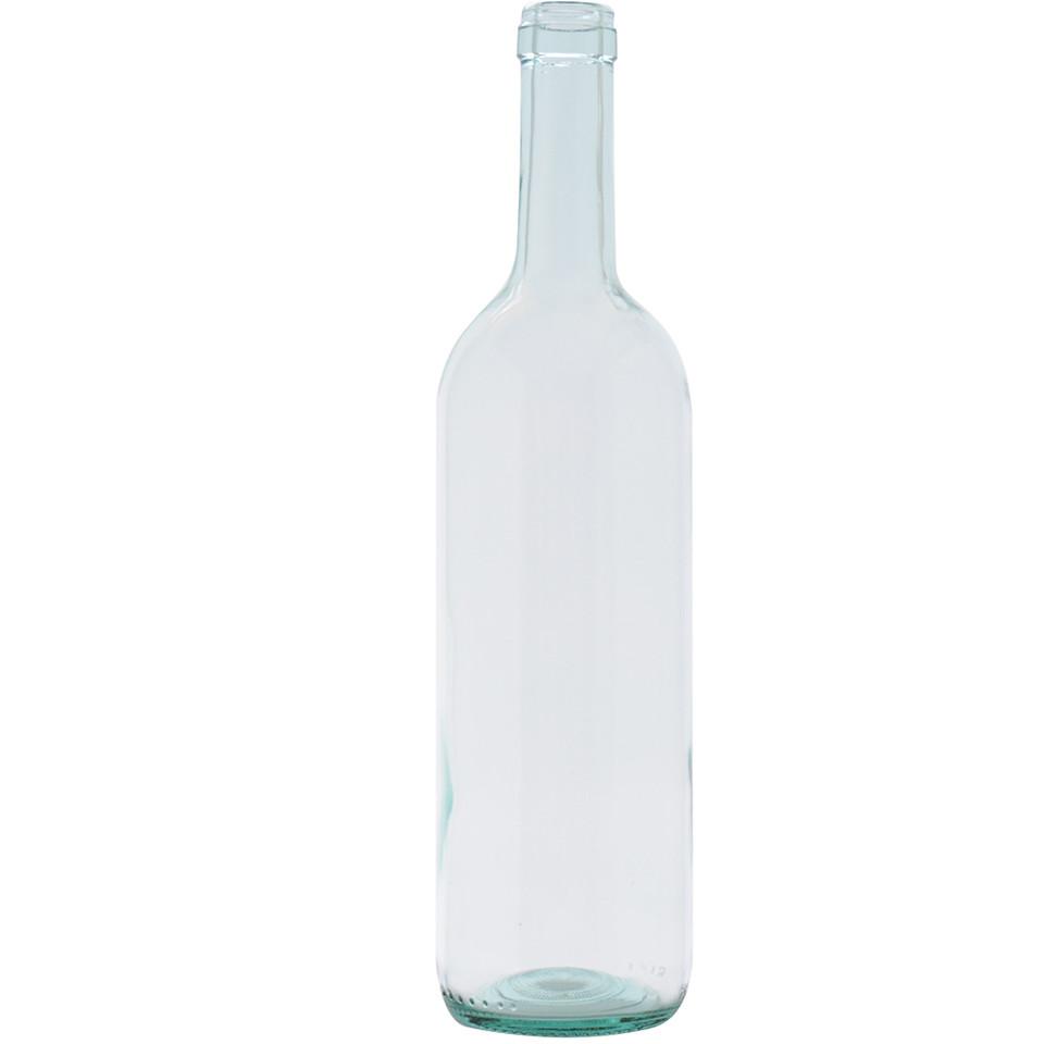 Bordeaux Flasche 750 mL hw (St. 20)