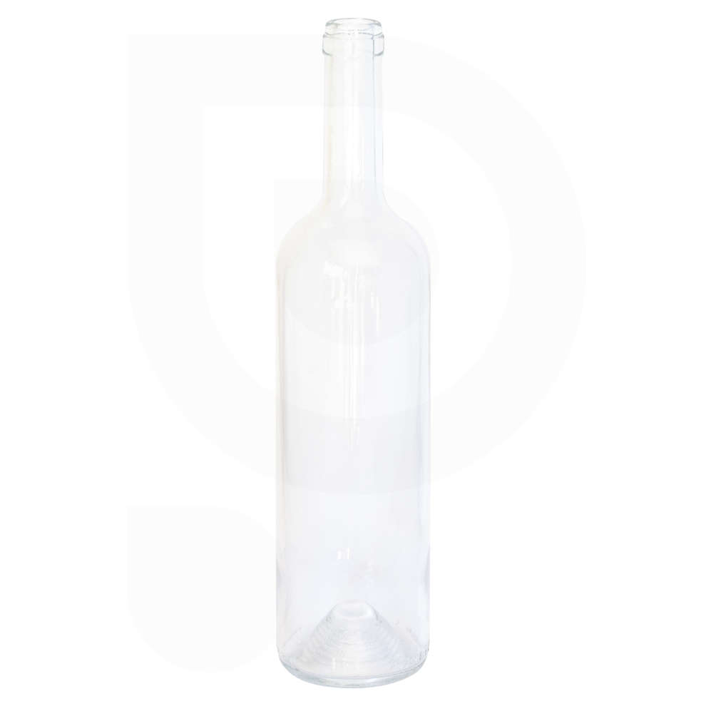 Botella bordolesa Europea 750 mL mb (20 pzas)