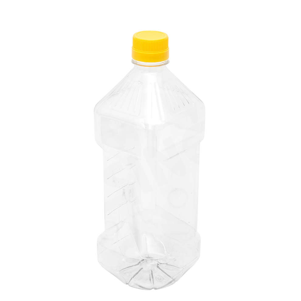 Botella de PET 1500 mL (120 pzas)